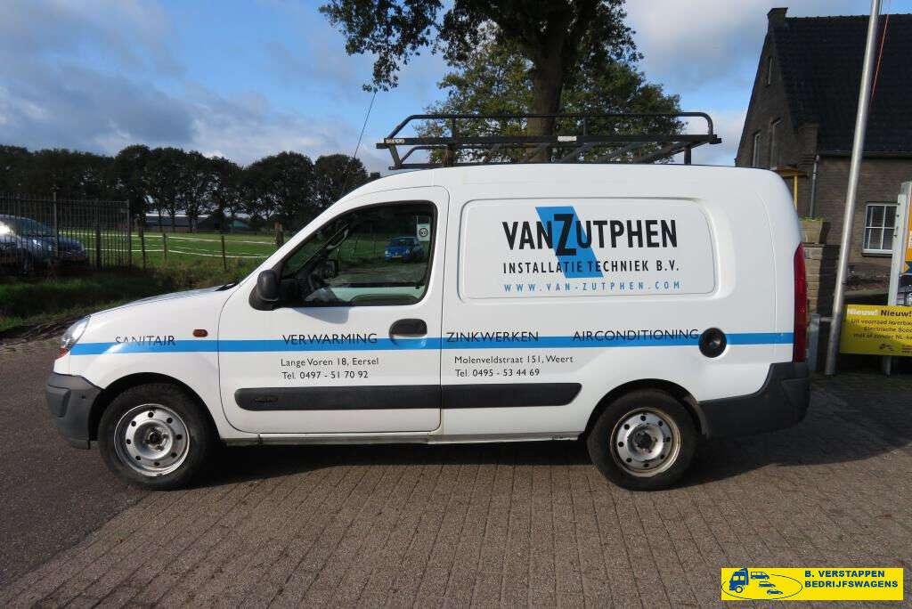 RENAULT KANGOO Express 1.5 DCI 65 Grand Confort Kastenwagen - Photo 13