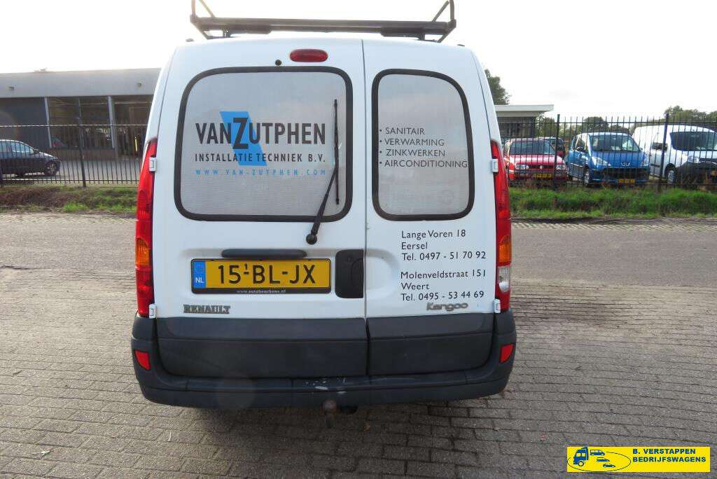 RENAULT KANGOO Express 1.5 DCI 65 Grand Confort Kastenwagen - Photo 15