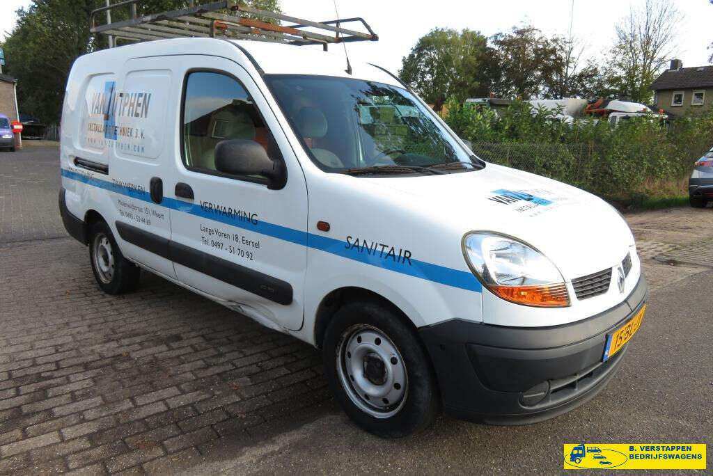 RENAULT KANGOO Express 1.5 DCI 65 Grand Confort Kastenwagen - Photo 23