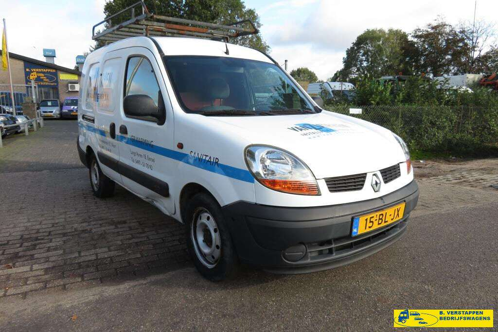 RENAULT KANGOO Express 1.5 DCI 65 Grand Confort Kastenwagen - Photo 9